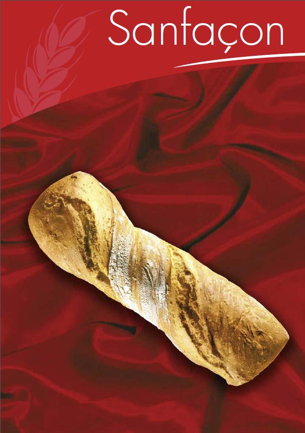 Farine Sanfaçon - Farine mixte